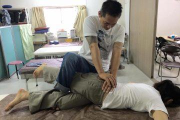 Osteopatia da medicina chinesa (Seitai da medicina chinesa)